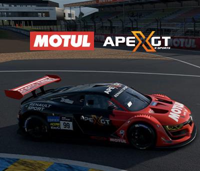 Motul estreia nas corridas virtuais