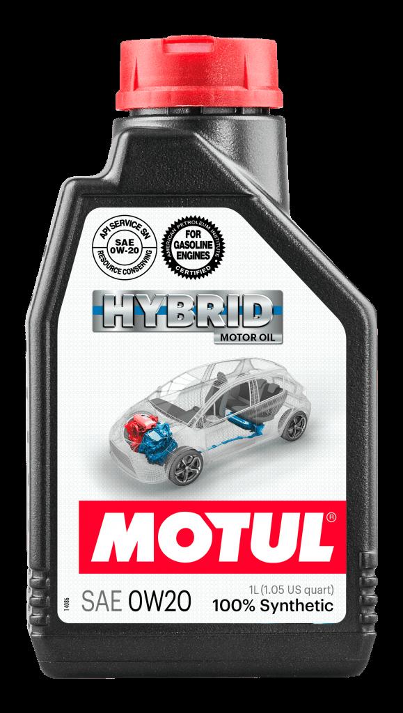 Motul Hybrid Range é o primeiro lubrificante híbrido do mercado.