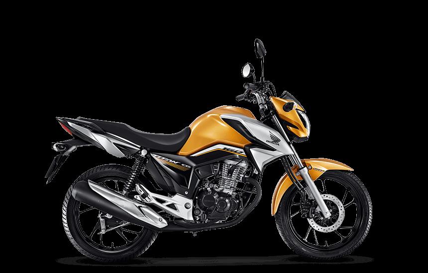 CG 160 lidera o ranking das motos mais vendidas durante a pandemia.