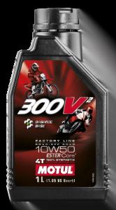 o 300V² é a evolução de um dos melhores óleos para motos 4T