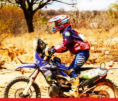 Conheça as modalidades do motociclismo off-road