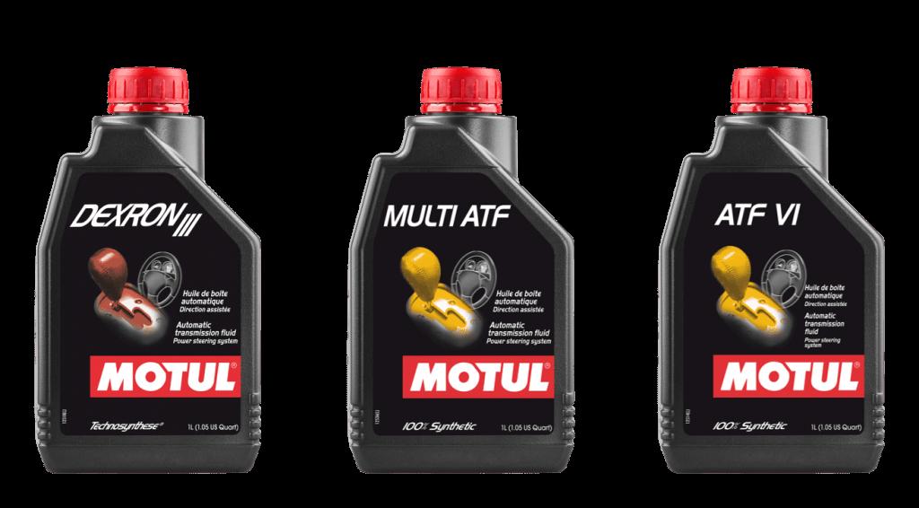 A Motul tem o lubrificante certo para cada tipo de transmissão.